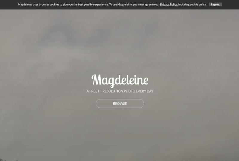 Magdeleine gratis stockfoto's schermafbeelding