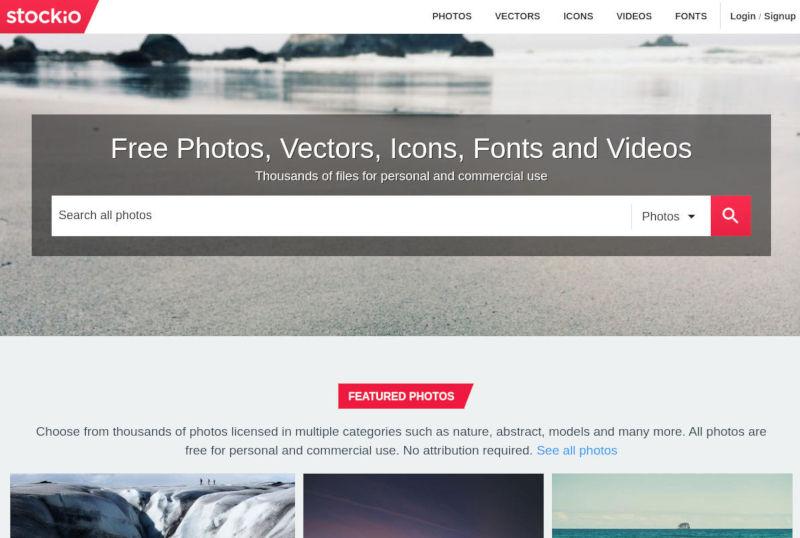 stockio gratis stock foto's schermafbeelding