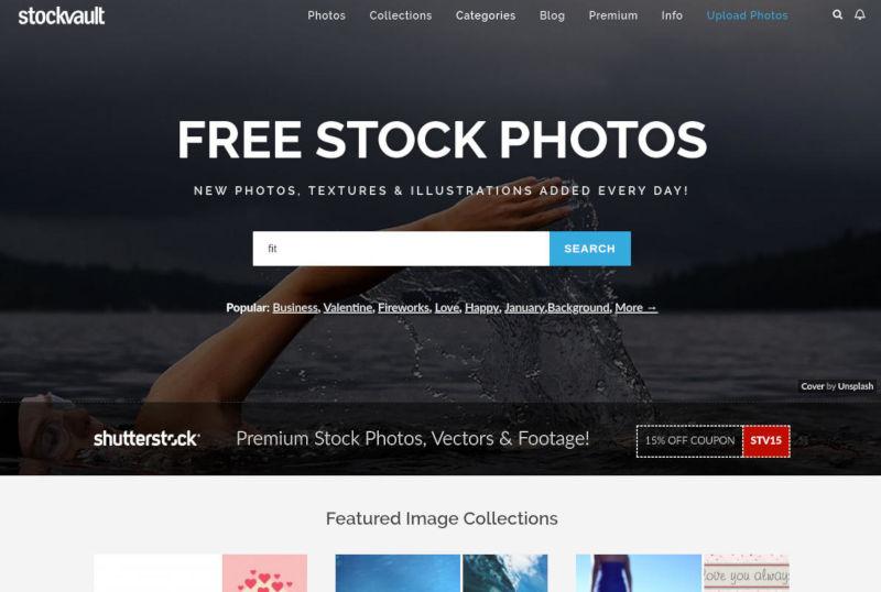 stockvault gratis stock foto's schermafbeelding